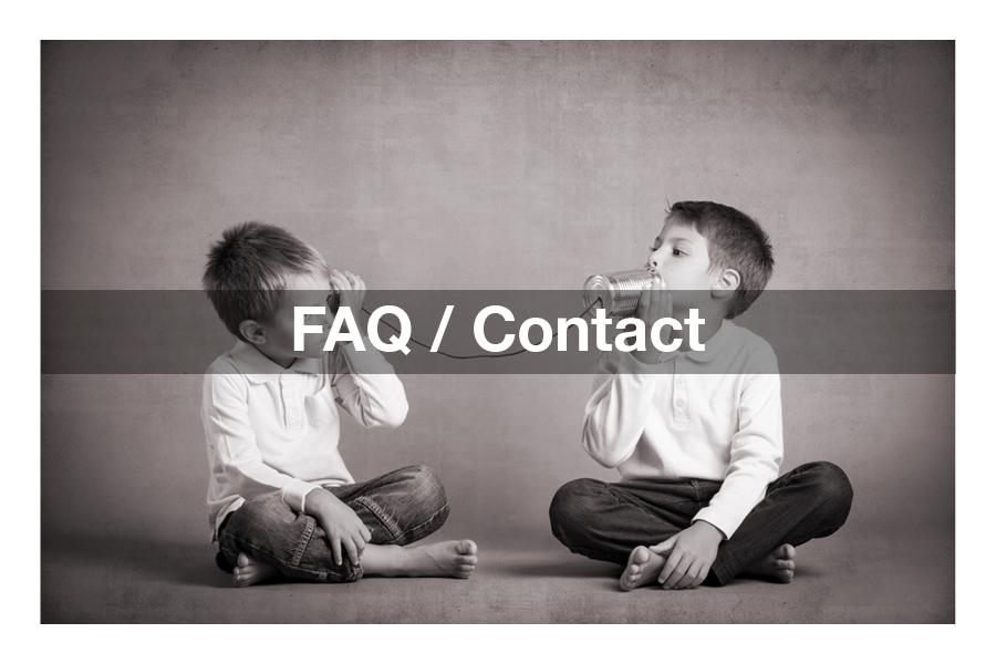 Contact et Renseignements - Écrivez-nous !